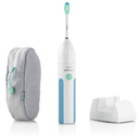 Philips Sonicare HX5610/30 Essence 5600 Rechargeable Electric Toothbrush, White
