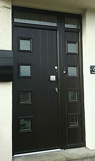 Create Your Perfect Entrance by Front Door Suppliers Essex!