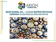 Arion Global |authorSTREAM