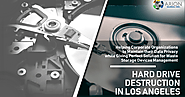 Electronics Recycling And Computer Disposal: Hard Drive Destruction in Los Angeles by Arion Global, Inc. - Helping Co...