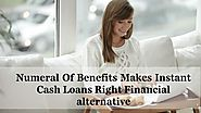 Tips That Help In Choosing Instant Cash Loans With Feasible Terms And Enjoy Friendly Service!