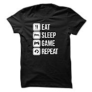 Limited Edition - Eat sleep game repeat
