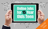4 Fantastic Online Jobs for 15 Year Olds Teen (Legit Jobs)