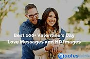 Best 100+ Valentine's Day Love Messages and HD Images