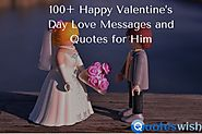 Happy Valentine's Day Love Messages for Him