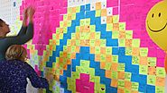Plasticity attempts to set record for world's biggest gratitude wall - 570 NEWS