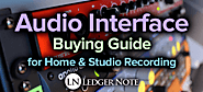 The Best Audio Interfaces for Home & Studio Recording | LN