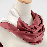 Fashion scarves for women - Wrapped Personalised Scarves