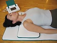 PEMF Cushion Therapy Treats Large Muscles of The Back and Neck