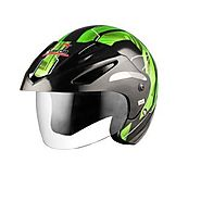 Safety Riding With Aaron Open Face Helmets | Aaron Helmets