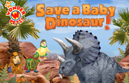 Wonder Pets Save a Baby Dinosaur!