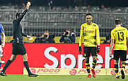 In the situation Dortmund are leading Schalke 4-2 in the Ruhr derby – Site Title