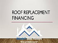 Roof Replacement Financing Options In Sydney