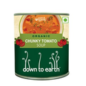 Down To Earth Chunky Tomato Soup 300 ml