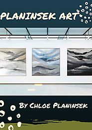 Decorate your walls with wonderful abstract art from chloe planinsek by Planinsek Art - issuu