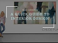 A quick guide to interior design by Planinsek Art - issuu