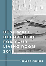 Best wall decor ideas for your living room