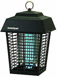 Electronic Insect Killer, 1/2 Acre Coverage , Mosquitos