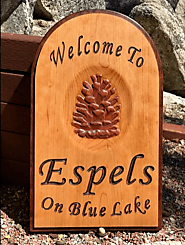 Custom Made Wood Signs by Echo Point Rustic Signs