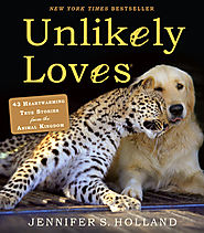 Unlikely loves : 43 heartwarming true stories from the animal kingdom