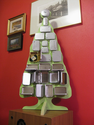 Altoid Tin Tree Advent Calendar