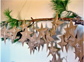 Paper Star Advent Calendar