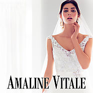 Amaline Vitale Bridal Couture - Wedding Dresses Melbourne