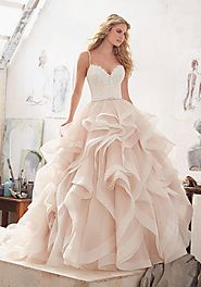 Top Five Popular styles of wedding dresses Melbourne