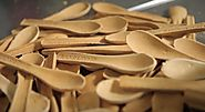 An innovative edible spoon, a smart alternative to plastic waste | The Kid Should See This