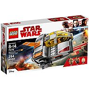 LEGO Star Wars Episode VIII Resistance Transport Pod