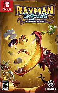 Rayman Legends from Ubisoft