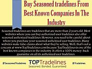 Buy Seasoned tradelines From Best Known Companies In The Industry