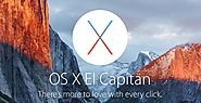 Mac OS X El Capitan ISO – Download Mac OS El Capitan ISO Setup Files Free
