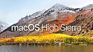 Mac OS X High Sierra ISO, and Mac OS X High Sierra DMG Files