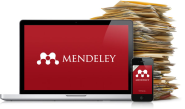 Free reference manager and PDF organizer | Mendeley