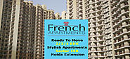 French Apartments, French Residential Apartments in Noida Extension – French Apartments