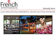Best Unit of French Apartments, Affordable Residential Flats in Noida Extension – French Apartments