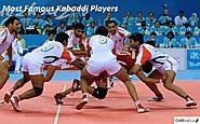 Kabaddi Player -The Most Popular Kabaddi Players
