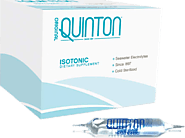 Original Quinton Isotonic 30 Amps - Adrenal Fatigue Solution