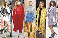 Sweater weather has arrived: Five hot fall fashion trends | New York Post