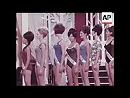 1966 Miss World Competition Won By Reita Faria