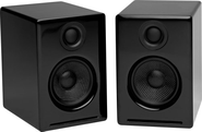 Audioengine A2 Premium Powered Desktop Speakers - Pair (Black)