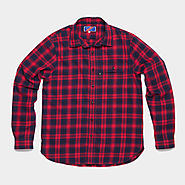 Best Made Co. Flannel Shirt