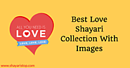 Love Shayari: 1000+ Best Collection with Images - Shayari Stop