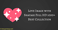 Love Image with Shayari: Full HD 1000+ Best Collection - Shayari Stop