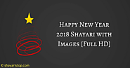 Happy New Year 2018 Shayari with Images [Full HD] - Shayari Stop