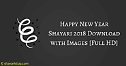 Happy New Year Shayari 2018 ✔️ with Images [Full HD 📷] - Shayari Stop