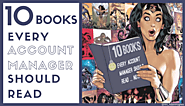 10 Best Books Every Account Manager Should Read [Infographic]