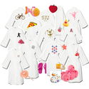 On the 12th Day of Spreadshirt, My True Love Ordered Meeeeee - A Custom Bathrobe!!!