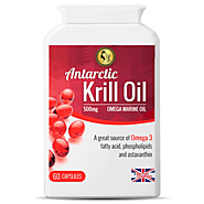 Antarctic Krill Oil - Slay Fitness Store